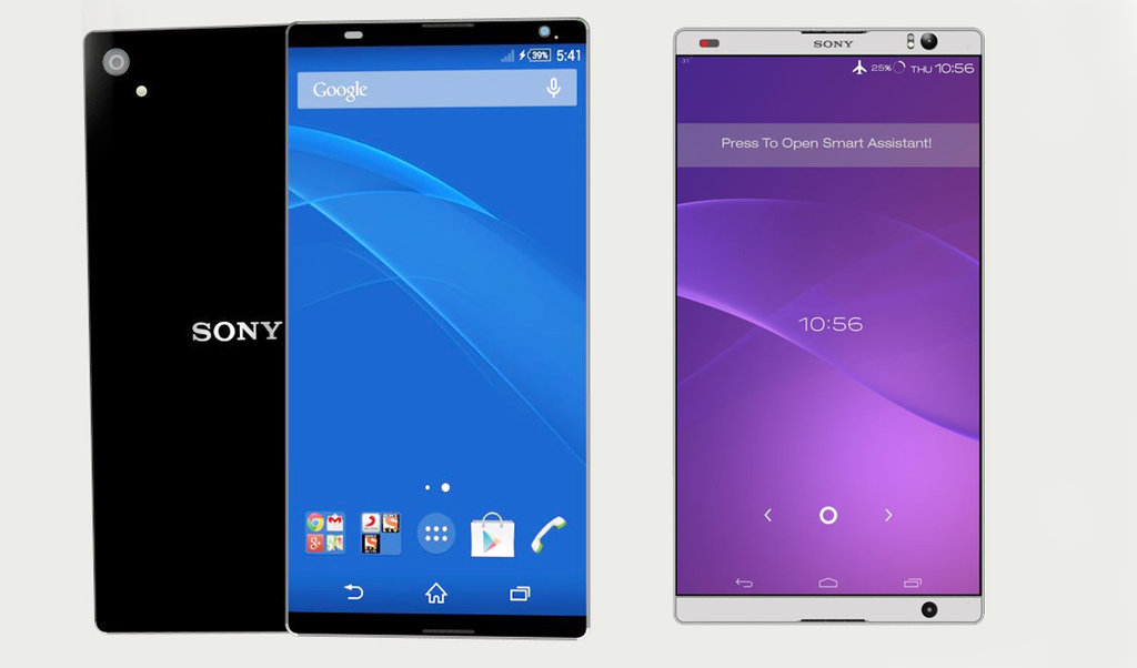 New Sony Xperia C4 Smartphone Creates the Best Selfie Experience