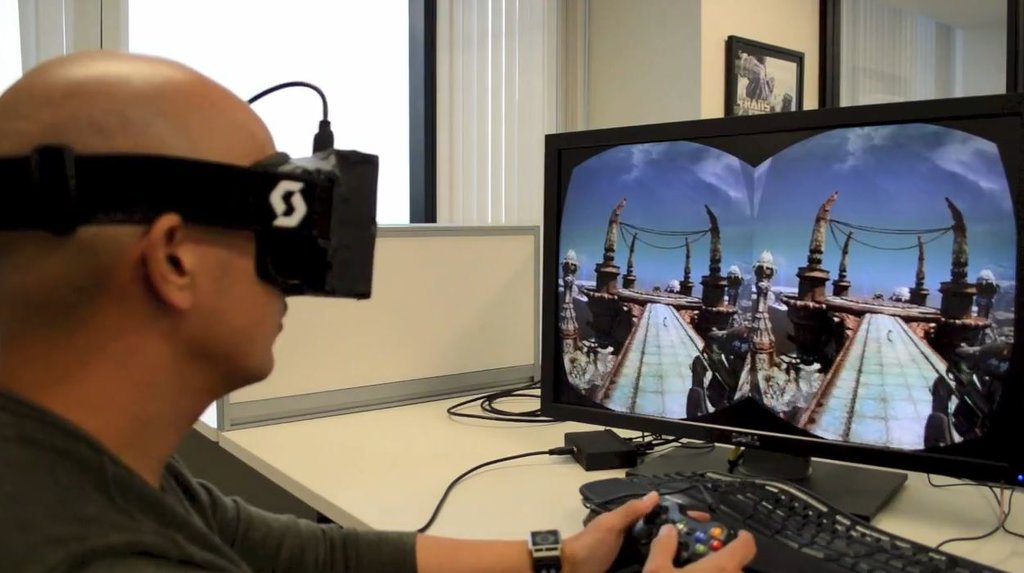 Oculus Rift Release Early 2016, Preorders Start Late 2015