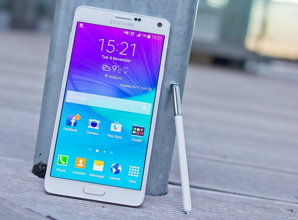 Rumors; Samsung Galaxy Note 5 Display Not Likely to Be 4K