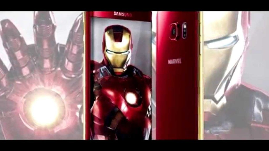 Samsung Announces the Iron Man Galaxy S6 Edge; Coming to a Store Near You this Week