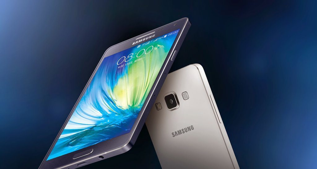 Samsung Galaxy A3, A5, and A7 Getting Android 5.0, Now