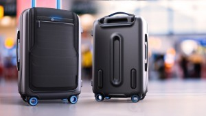 Samsung and Samsonite Team Up to Create Smart Luggage