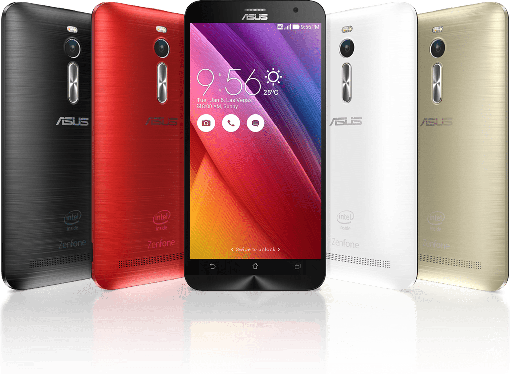 Unlocked Asus Zenfone 2 64GB $299 with Free Shipping, Amazon Exclusive Price