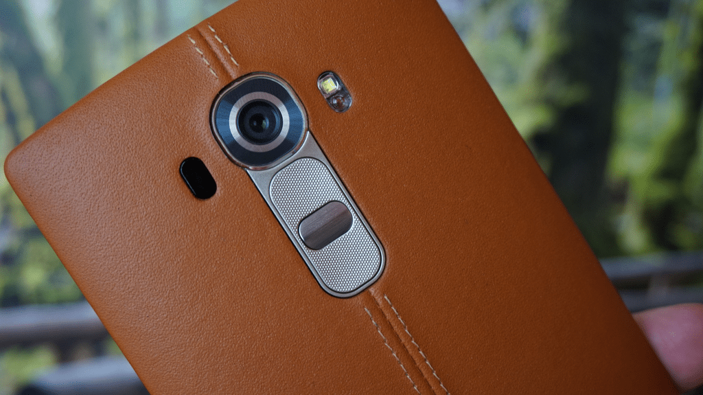 Unlocked LG G4 Brown Leather through this Amazon Exclusive Offer