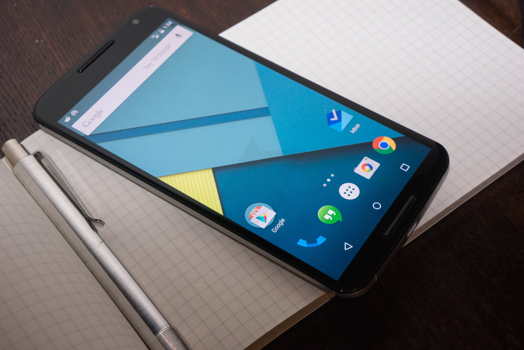 AT&T Nexus 6 Android 5.1.1 Update Now Available