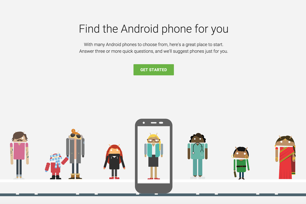 "Android ""Which Phone"" is a new Site that Helps you Chose the Perfect Phone for You"