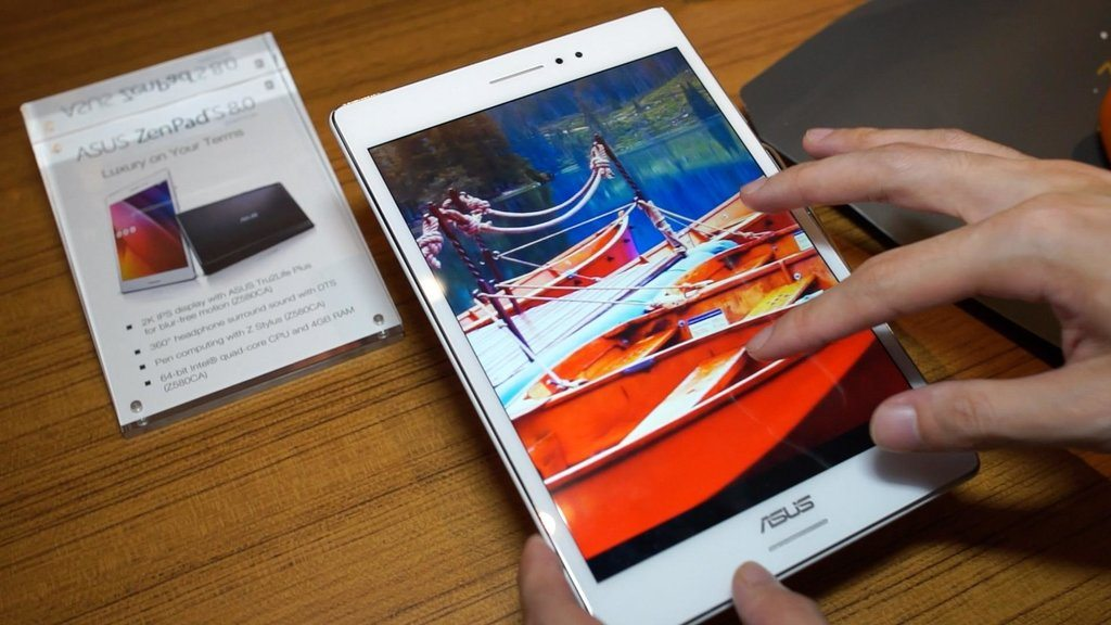 Asus ZenPad 8.0 and ZenPad S 8.0 Specs, Features, Price, and Release Date; Confirmed From Computex Taipei