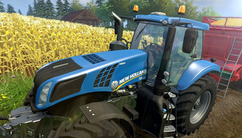 Farming Simulator 15 is what Happens when Virtual Reality Meets Agriculture