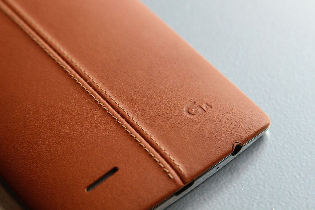 LG G4 Leather Back Covers Buy 1 Get 1 Free Through LG's Online Store