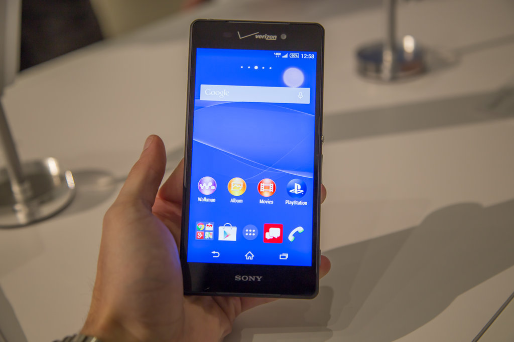 Sony Xperia Z4v Heading to the US as a Verizon Exclusive, Sports Snapdragon 810 Soc