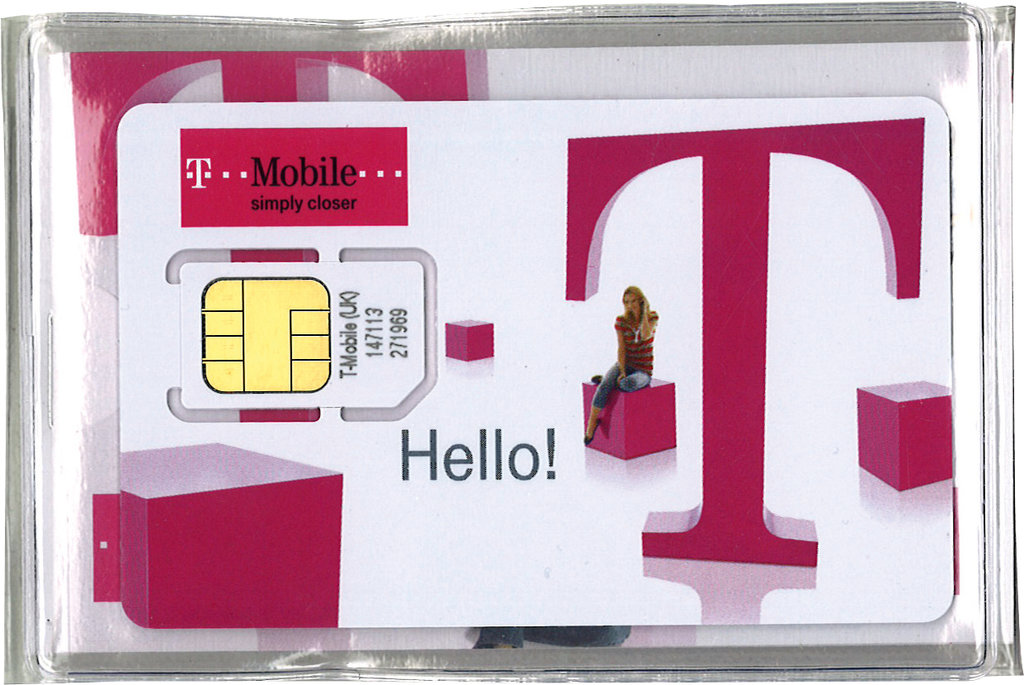 T-Mobile SIM Cards Only $.99; Activate Your GSM Unlocked Smartphone with No Committment