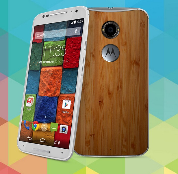 Motorola Moto X (2nd Generation) - Which is the Best Android Phone of 2015