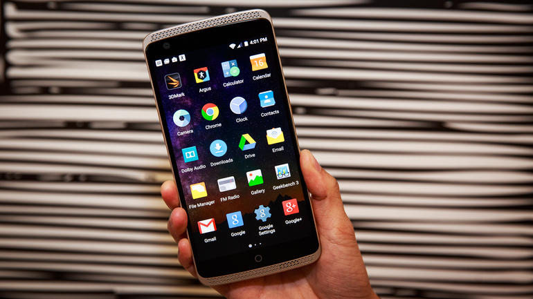 New Android Phone 2016 Review: ZTE Axon Pro