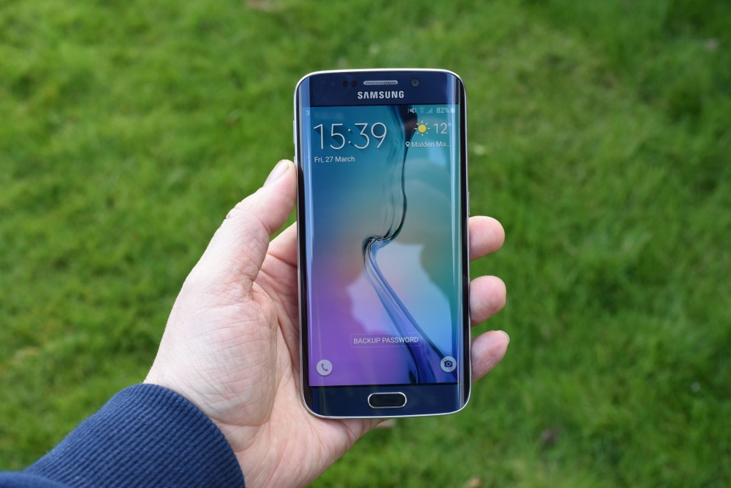Samsung Galaxy S6 Edge - List of 3 Best Samsung Cell Phones