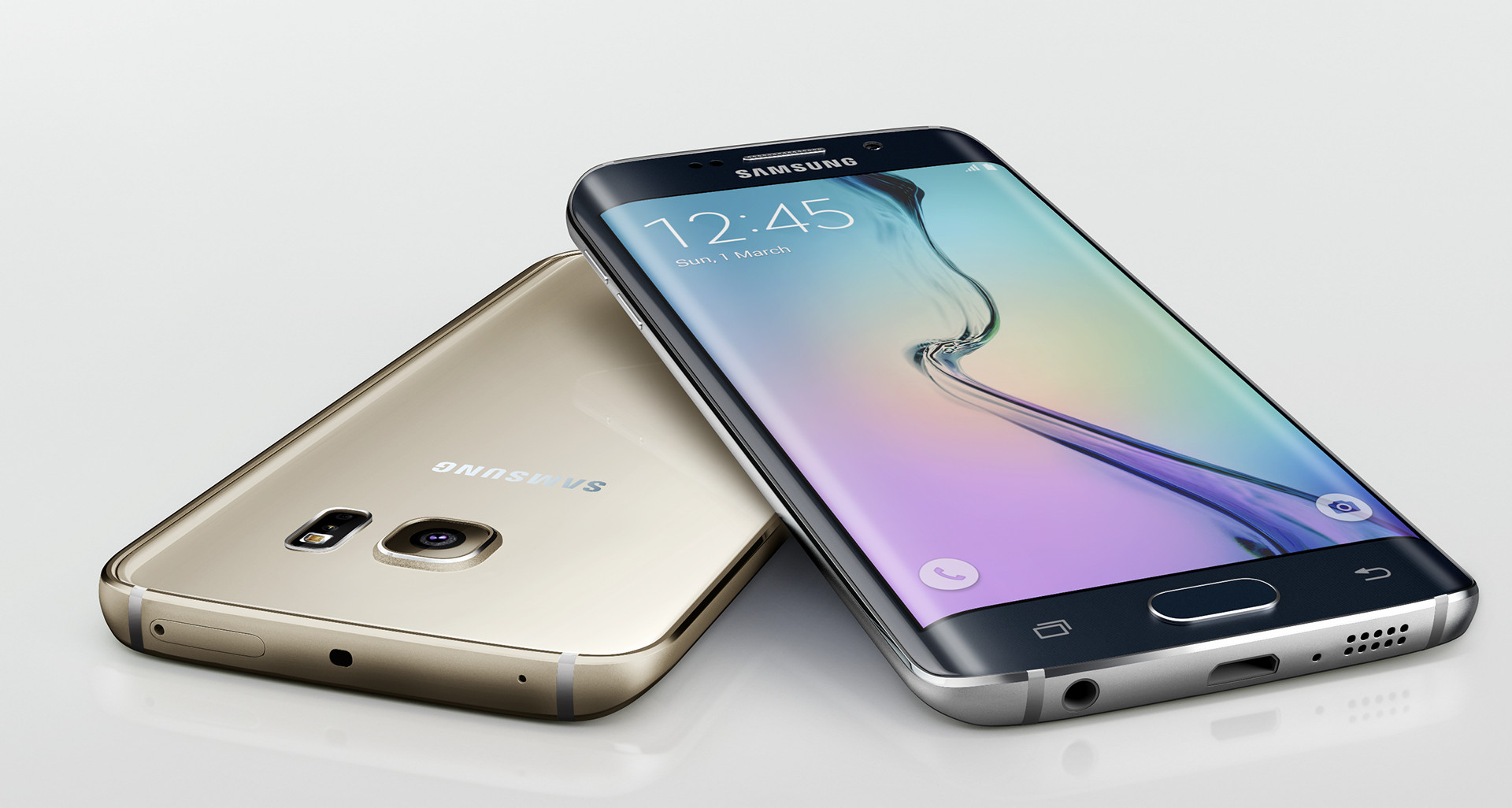 Best Smartphone Deals on Samsung's Products: Galaxy S6 Edge (Unlocked) at $529.99, Galaxy S5 (Refurbished) at $210