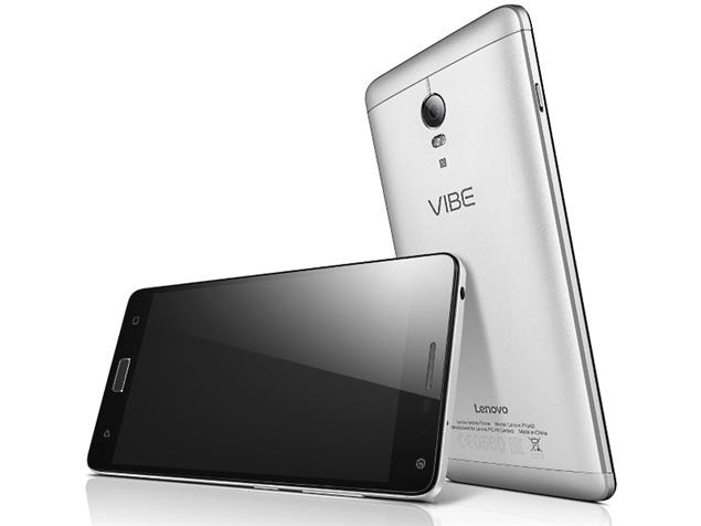 Cell Phone Reviews: Lenovo Vibe P1 and P1m with Massive Batteries
