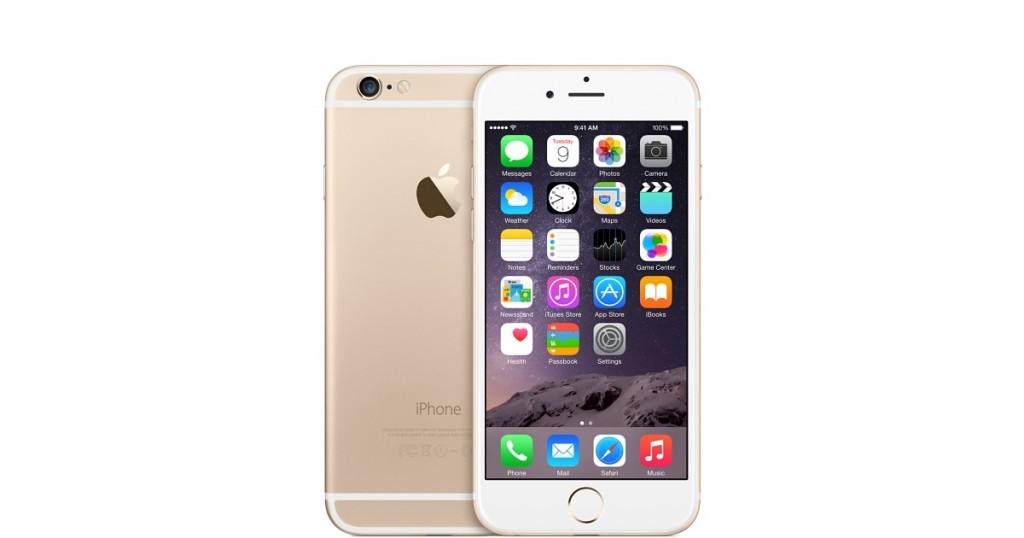 iPhone 6 - Best Cell Phones 2015 List