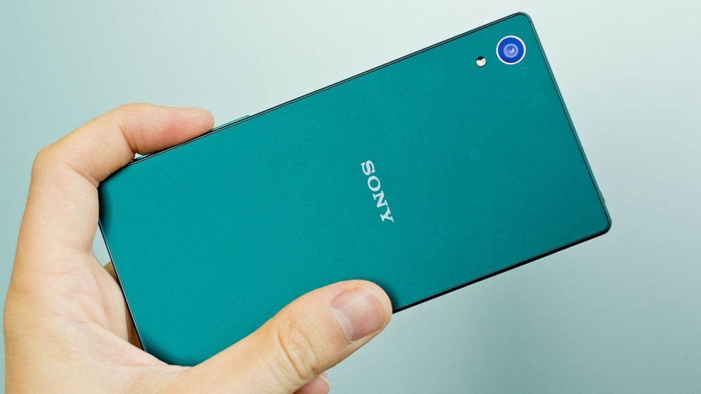 #1 in Our Best Android Phone List - Sony Xperia Z5