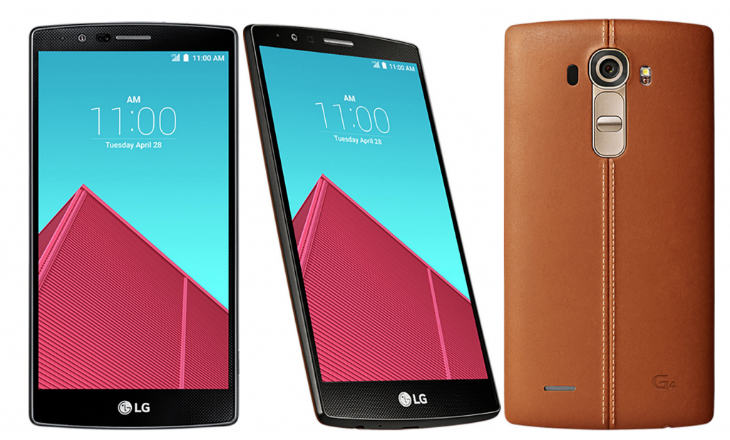 #5 in Our Best Android Phone List - LG G4