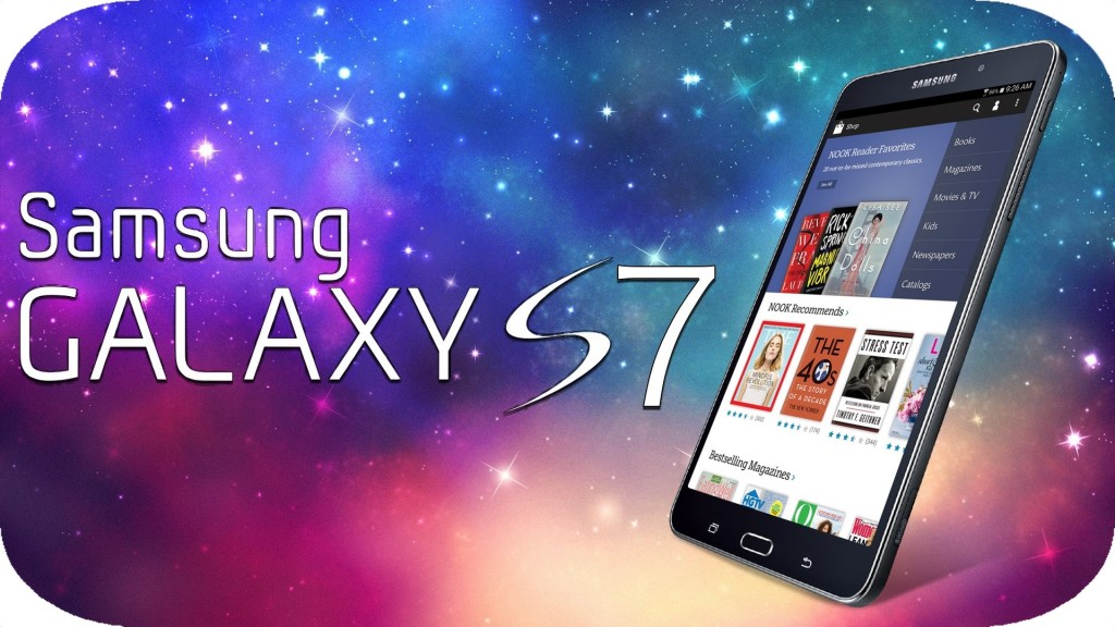 Best Android Smartphone of 2016 - Samsung Galaxy S7