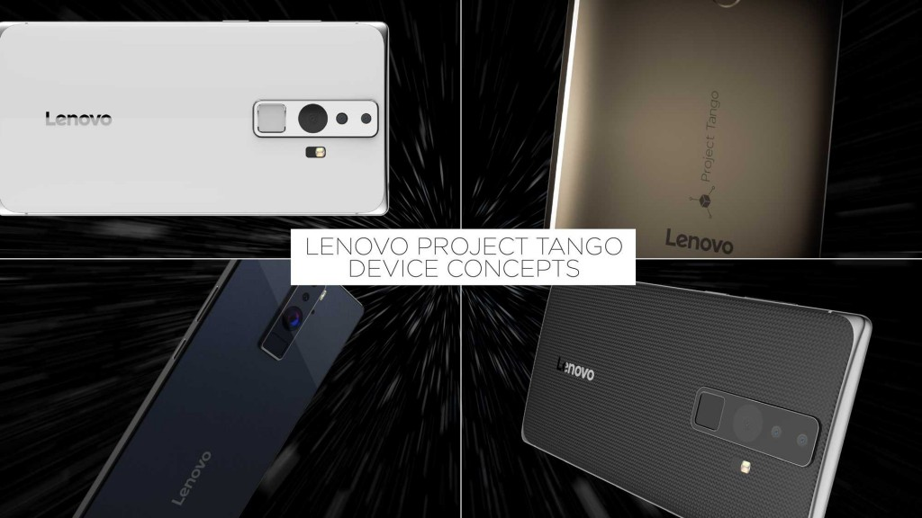 New Android Phones of 2016 - Lenovo's Unknown Smartphone with Project Tango