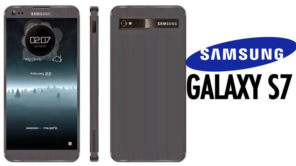 New Android Phones of 2016 - Samsung Galaxy S7