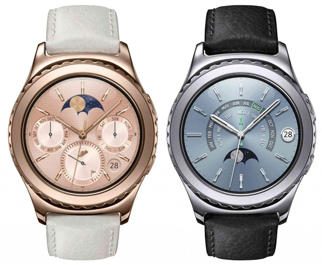 Samsung Updates - Two New Editions of Gear S2