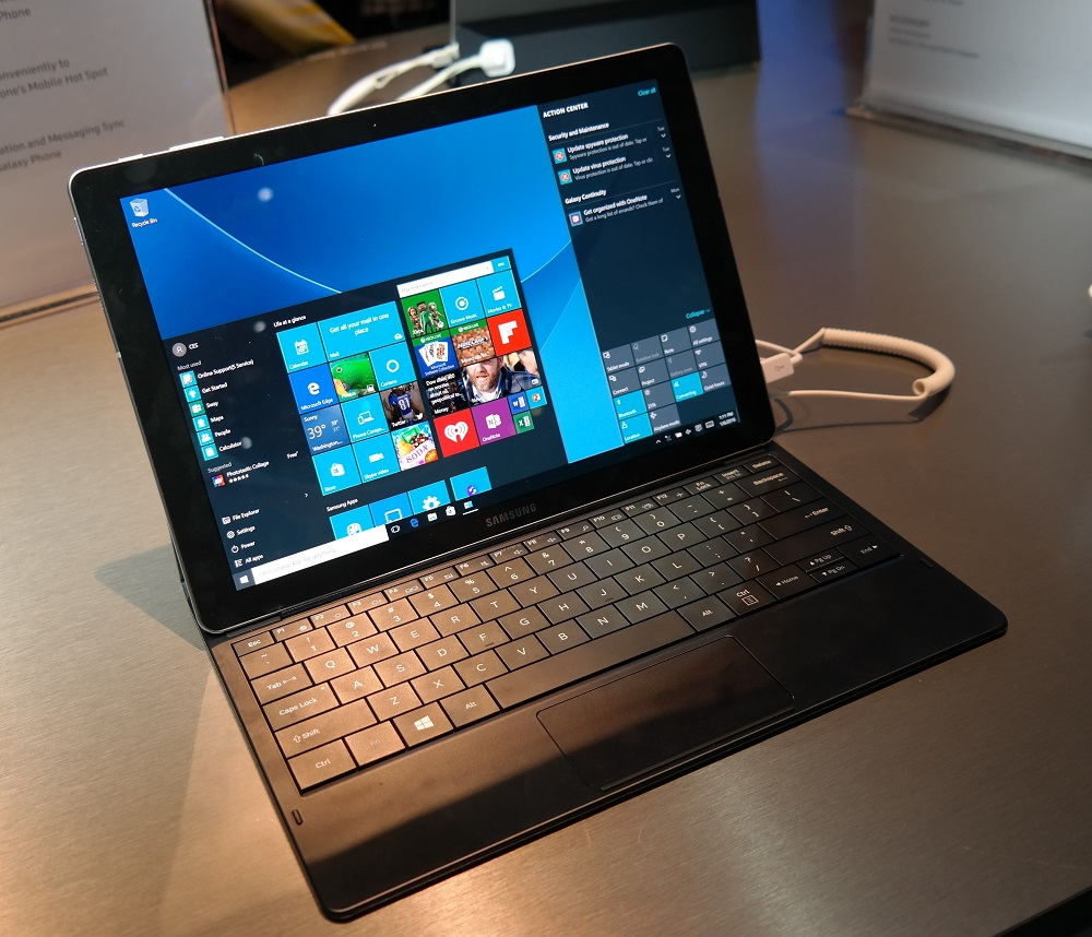 Samsung Updates: Windows Powered TabPro S Tablet and Two New Editions of Gear S2 being Launched at CES 2016