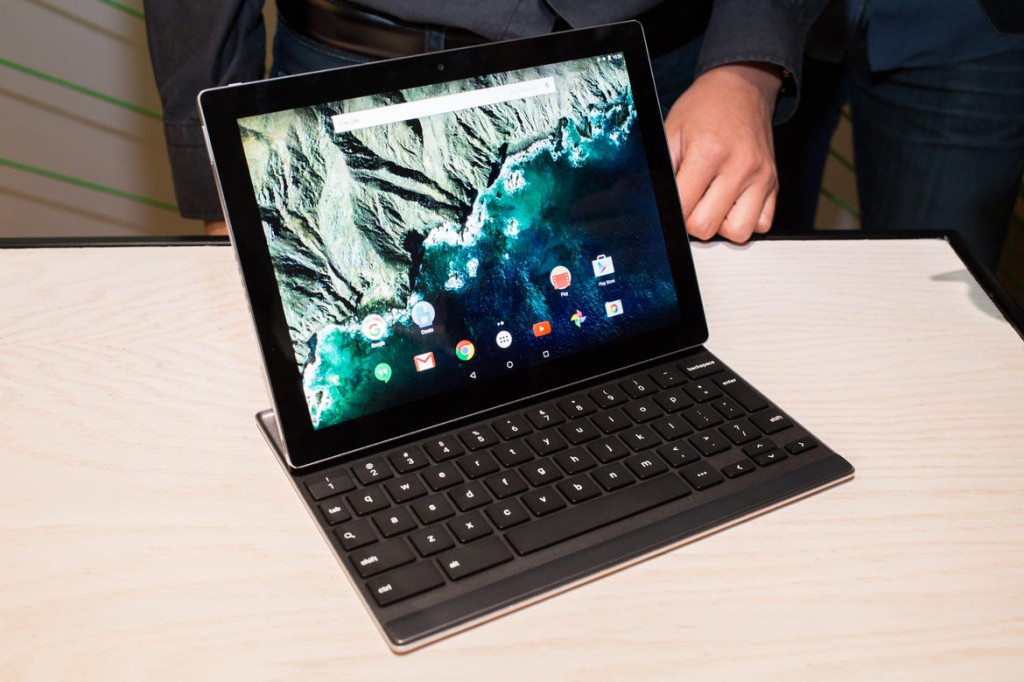 #1 in Our Best Android Tablet List - Google Pixel C