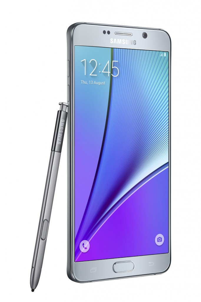 #1 in Our List of Best Samsung Smartphones - Galaxy Note 5