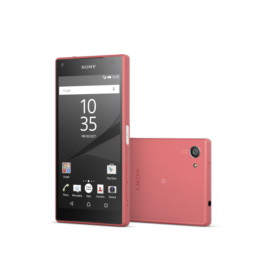 #1 in Our List of the Best Android Smartphones of February 2016 - Sony Xperia Z5 Compact