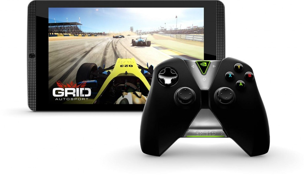 #3 in Our Best Android Tablet List - Nvidia Shield