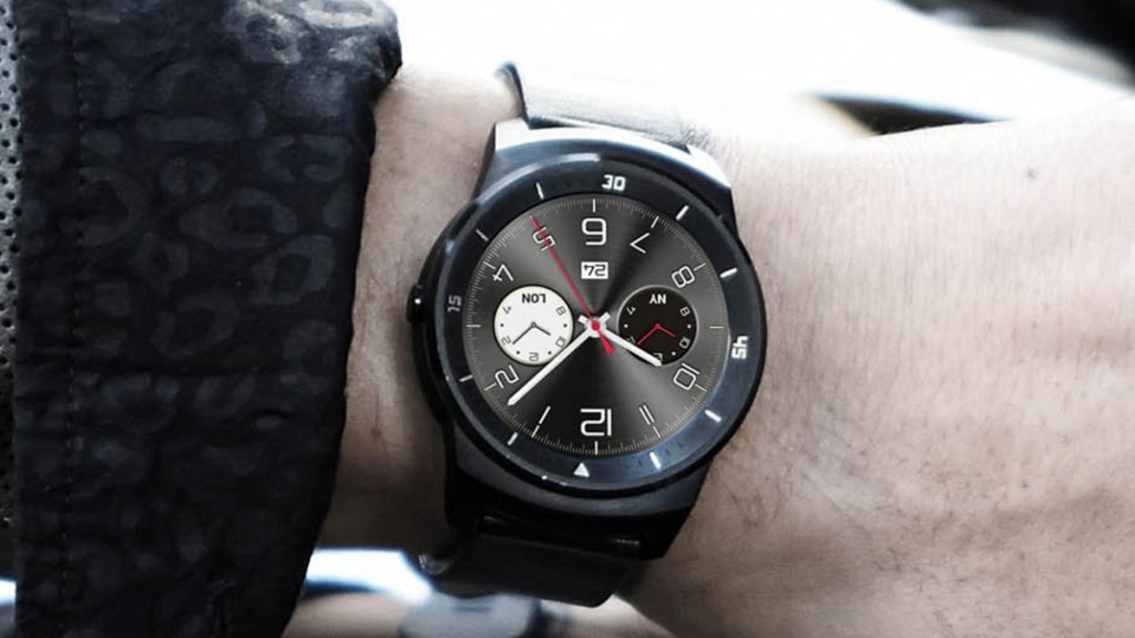 #4 in Our List of Hottest Android Smartwatches - LG G Watch R