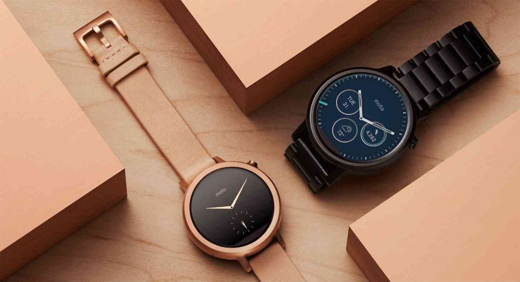 #5 in Our List of Hottest Android Smartwatches - Motorola Moto 360 (2nd Generation)