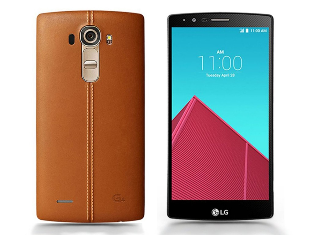 Best Smartphone Deals - 32 GB LG G4 with 18 Percent off