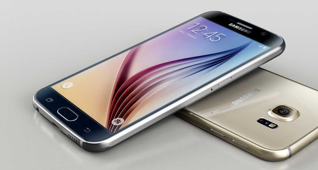 Top Smartphones on the Current Market - Samsung Galaxy S6