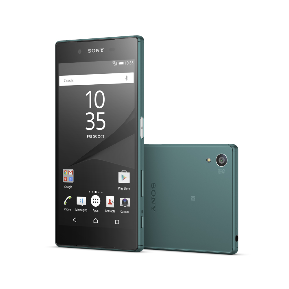Top Smartphones on the Current Market - Sony Xperia Z5
