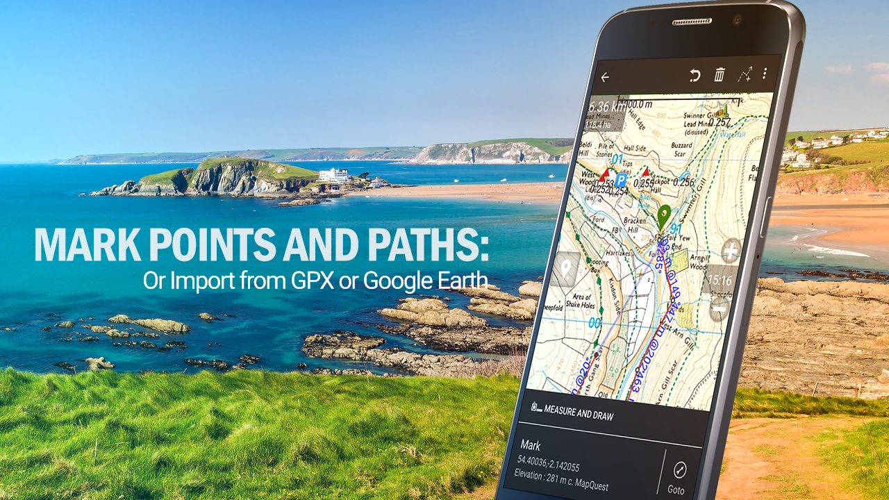3 Best Android GPS Apps that Can Go Toe to Toe with the Google Maps