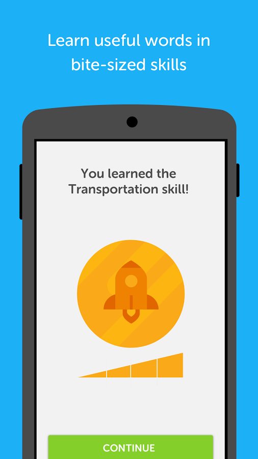 Best Android Language Apps - Duolingo