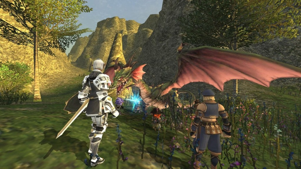 Hottest Android Game Apps in March 2016 - Final Fantasy XI