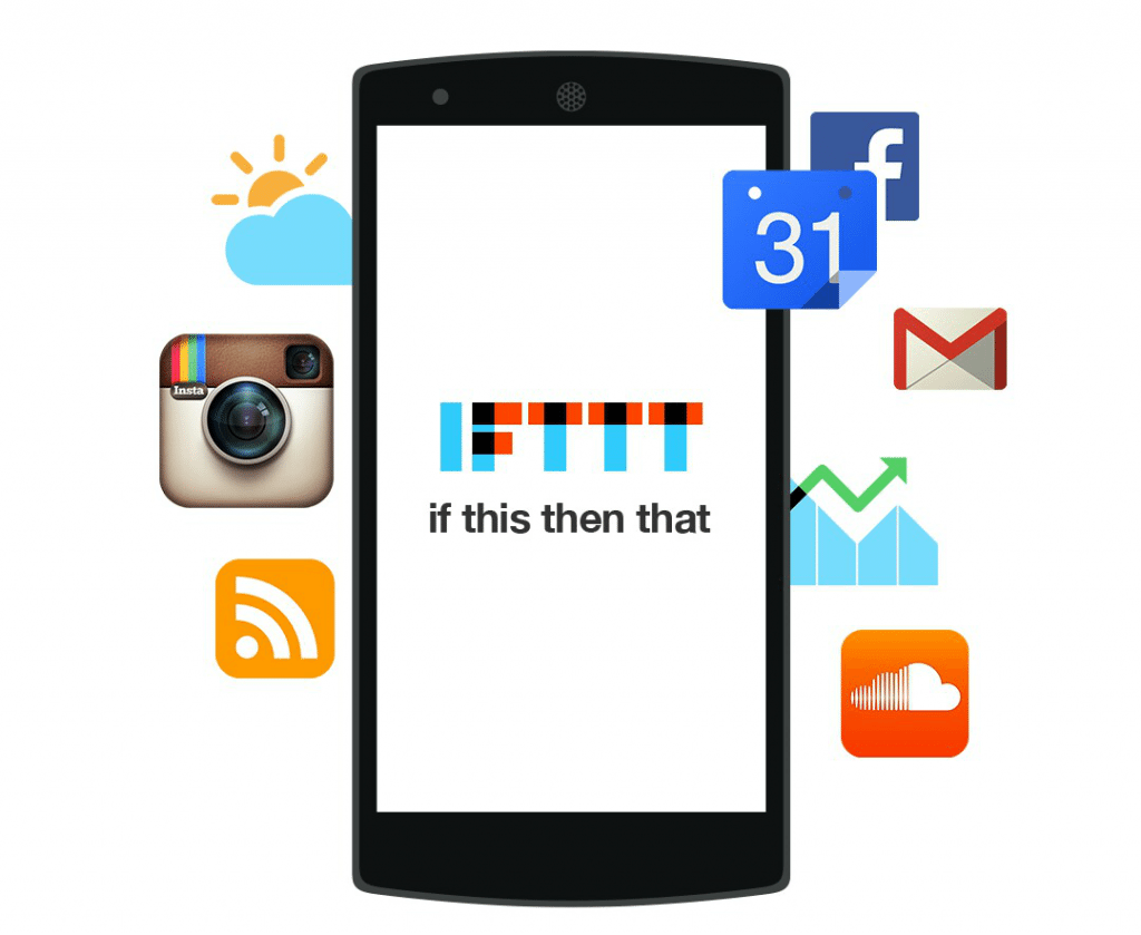 #1 in Our List of Android Apps for Productivity - IFTTT