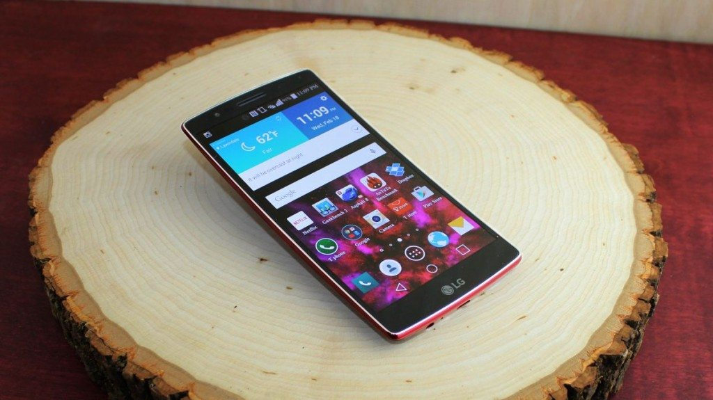 #5 in Our List of the Top 5 Android LG Smartphones - LG Flex 2