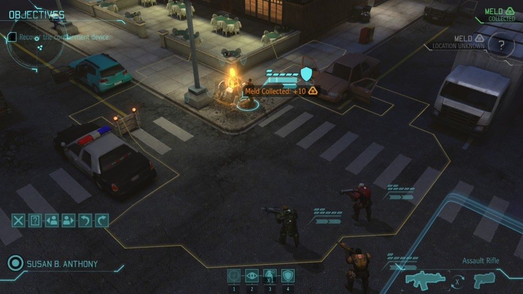 Android Gaming Apps – XCOM Enemy Within
