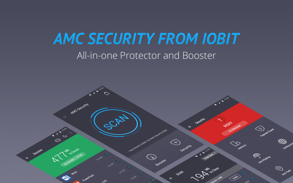 "Android Security App Review - The ""Invincible"" AMC Security"