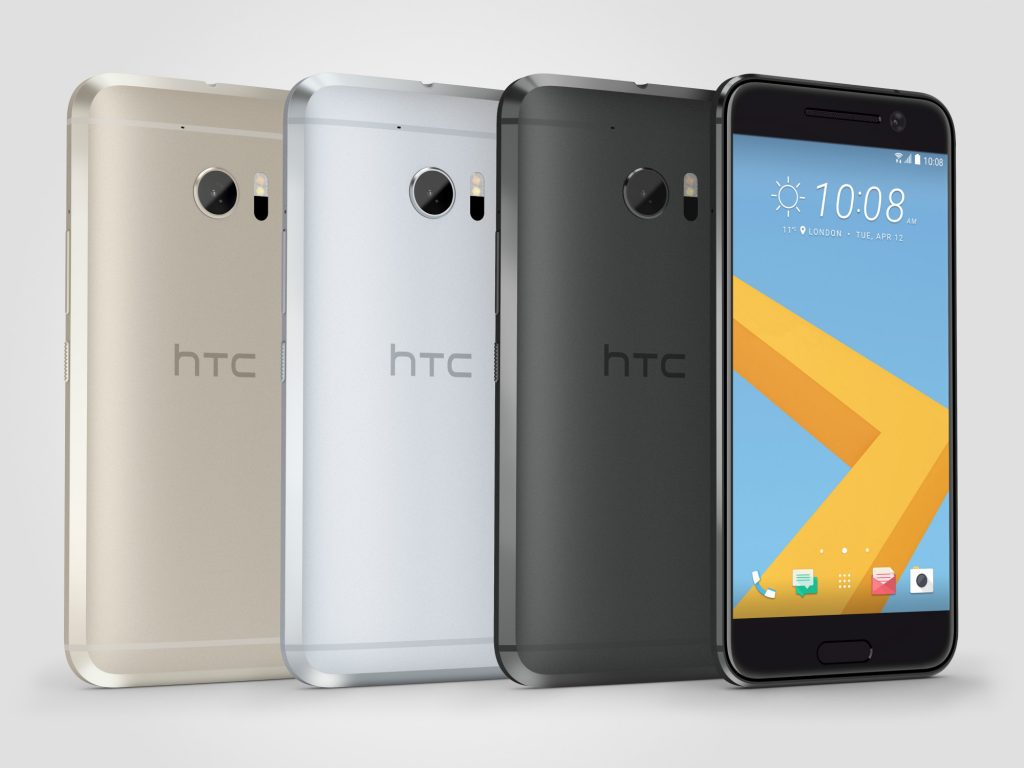 #1 in Our List of the Top 5 Android HTC Smartphones - HTC 10