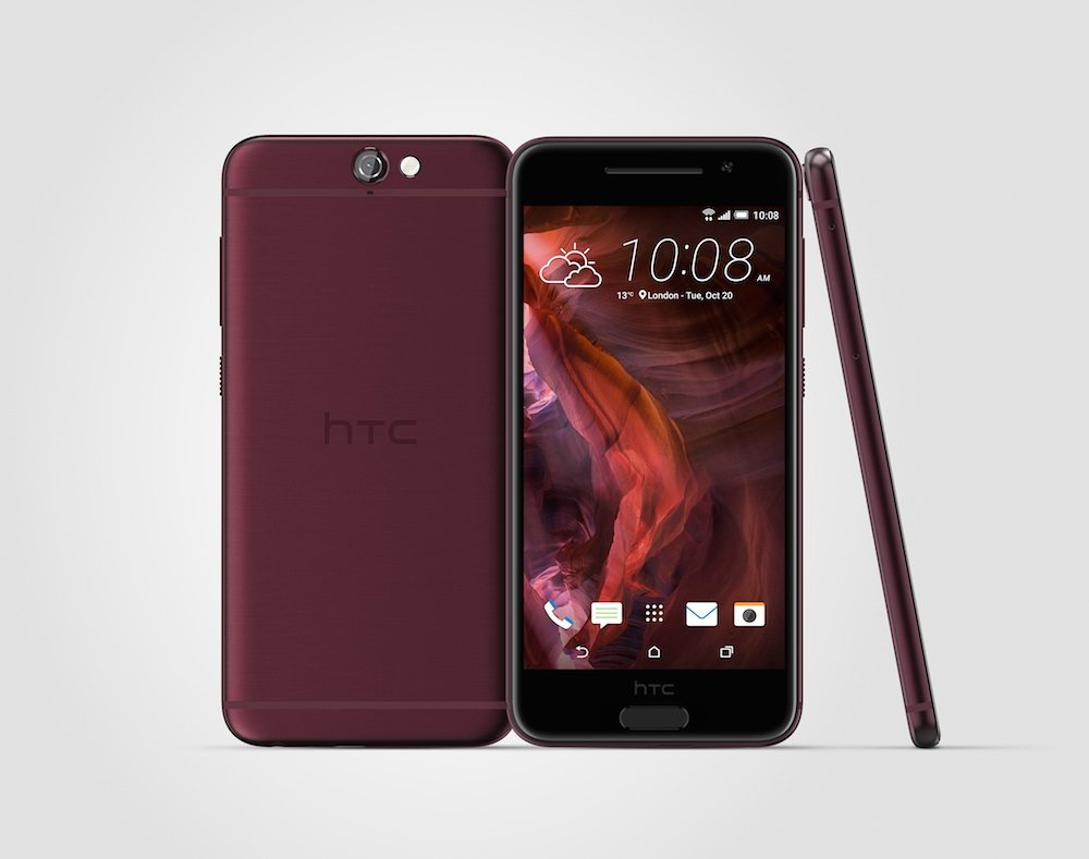 #2 in Our List of the Top 5 Android HTC Smartphones - HTC One A9