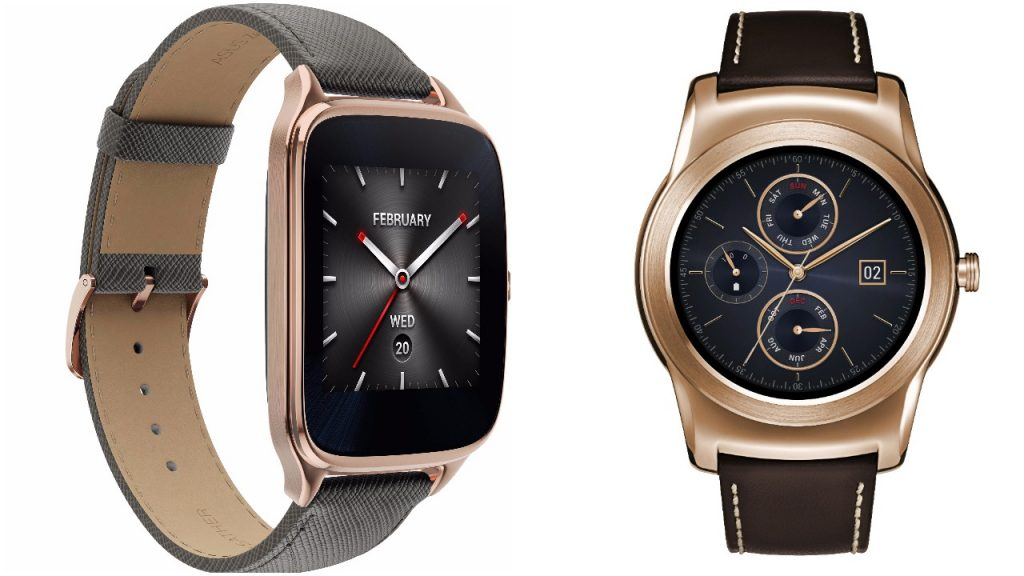 Asus Smartwatch vs LG Smartwatch – The Battle between Asus Zenwatch 2 and LG Watch Urbane