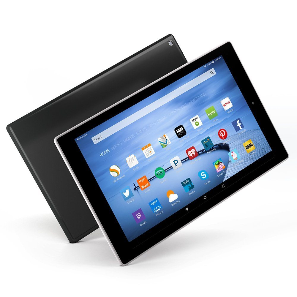 Upcoming Android Tablets - New Amazon Fire HD Tablets