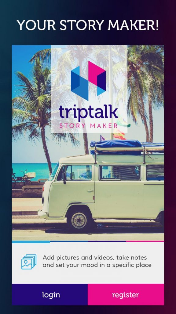 Android App Review - TripTalk – Story Maker with a Unique Ability to Transform Memorable Trip Moments into a Personal Travel Journal
