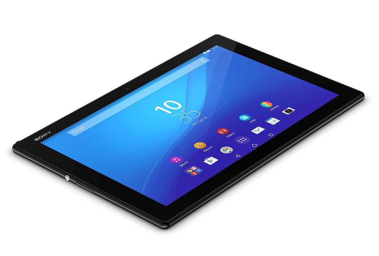 Android Tablet Review: Sony Xperia Z4 Tablet with an Outstanding Gaming Performance